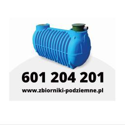 Zbiorniki Podziemne - Instalacje sanitarne Gliwice