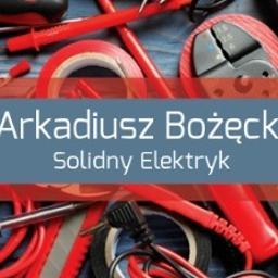 Solidny Elektryk Bożęcki Arkadiusz - Usługi Słupca