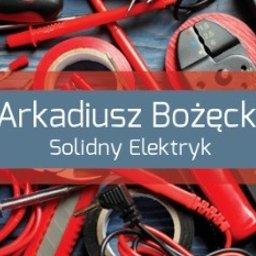Solidny Elektryk - Arkadiusz Bożęcki - Elektryk Słupca