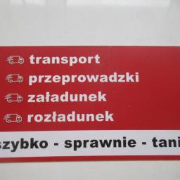 Mac-Dar Usługi transportowe - Przeprowadzki Gdańsk