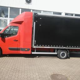 Usługi transportowe Krajowe i Międzynarodowe - Przeprowadzki międzynarodowe Kórnik
