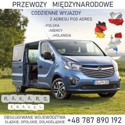 rakarotravel - Firma transportowa Gliwice