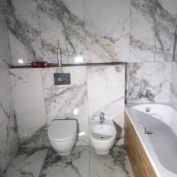 Wykończenia i remonty - Remont łazienki Grybów