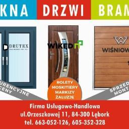 Firma Usługowo-Handlowa Karol Tandek - Okna Lębork