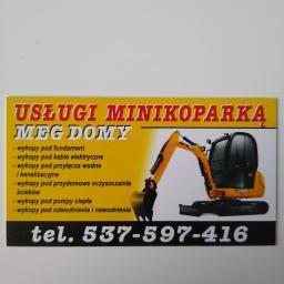 MEG DOMY SP. Z O.O. - Minikoparki Kielce