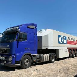 GG-Trans - Transport ciężarowy krajowy Białystok