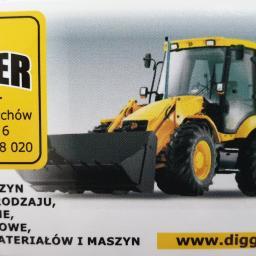 Digger - Sprzedaż Żwiru Wieprz