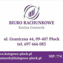 Biuro Rachunkowe Karina Gontarek - Kancelaria Doradztwa Podatkowego Płock