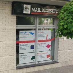 Mail Boxes Etc. 3078 Kiryl Daroshchyk - Kurier Bia艂ystok