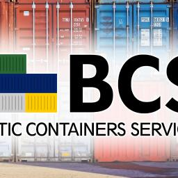 Logo Baltic Containers Services