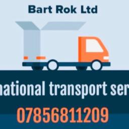 Bart Rok - Transport międzynarodowy do 3,5t  47b  loates lane
