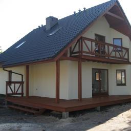 BEN House - Domy z bali Opole