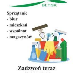 Błysk - Usługi Mycia Okien Zielonka