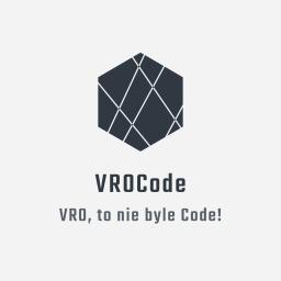 VROCode Szymon Matynia - vrocode.pl - Programista Lublewo gdańskie
