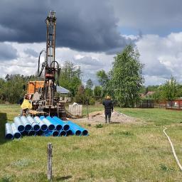 Uslugi wiertnicze jacek zarzycki - Geolog Szreńsk
