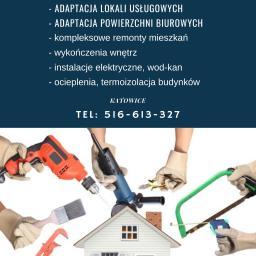 Firma Remontowo - Budowlana Mirosław Grabowski - Firma remontowa Katowice
