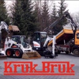 Kruk Bruk usługi budowlane Mariusz Kruk - Wykonanie Fundamentów Lesko