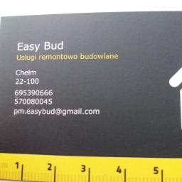 P M Easy Bud - Ocieplanie poddaszy Kamień
