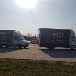 Heros Transport Mariusz Nowak - Firma transportowa Katowice