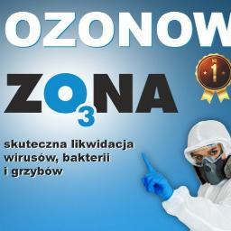 ZONA dezynfekcja ozonowanie - Dezynsekcja i deratyzacja Oborniki