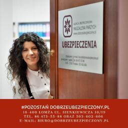 Ubezpieczenia Insos Sp. z o.o. Sp. k. - Firmy Łomża