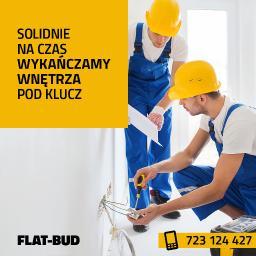 Flatbud Paulina Miazga - Remonty mieszkań Legnica