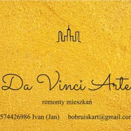 Da Vinci Arte - Remonty mieszkań 03-451 Warszawa