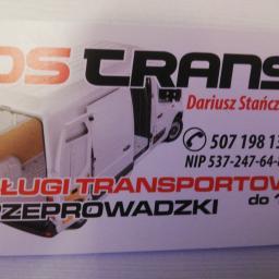 DS Trans Dariusz Stańczuk - Transport busem Biała Podlaska