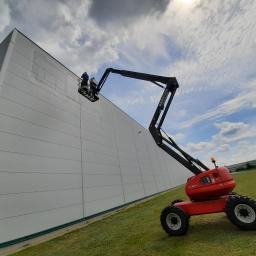 Silver Construction - Odśnieżanie dachów Brwinów
