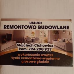 Wojciech Cichowicz - Remonty mieszkań Włocławek