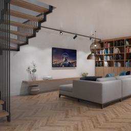 Projekty domów Gliwice 96