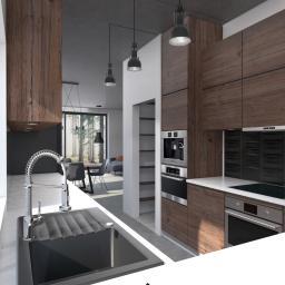 Projekty domów Gliwice 117