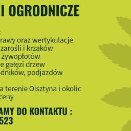 Michał Ogrody - Prace działkowe Bartąg