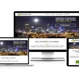 Strona wizytówka dla pośrednictwa nieruchomości. Nowoczesna, responsywna, z panelem zarządzania tręścią. Więcej: https://mypixmedia.eu/