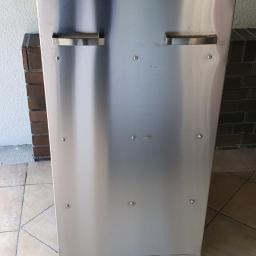 Specjalne zamówienie, wózek kuchenny dopasowany do wymiarów kabiny