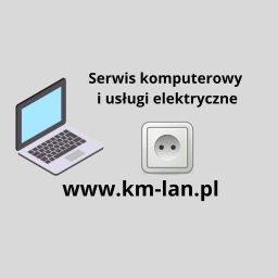 Km-lan - Montaż oświetlenia Turów
