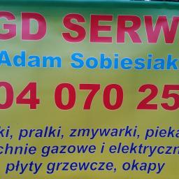 AGD SERWIS ADAM SOBIESIAK - Serwis urządzeń Ząbki