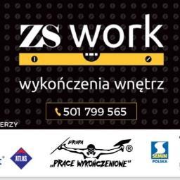 ZS WORK WYKOŃCZENIA WNĘTRZ - Remonty mieszkań Żyrardów