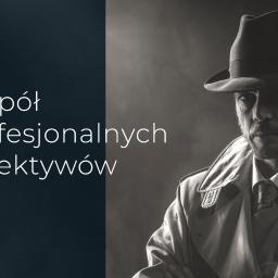 Zespół profesjonalnych detektywów