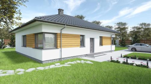 Biuro Projektowe - Projekty Domów z Poddaszem Żary
