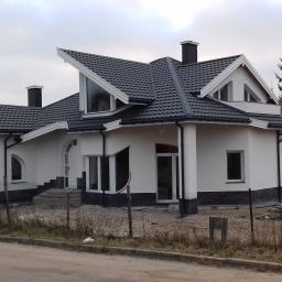 USŁUGI BUDOWLANE SYLWESTER KALINOWSKI - Ocieplanie budynków Rachcin