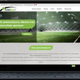 Produkcja obiektów sportowych http://solidsport-hale.pl/