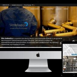 Firma usługowo – montażowo – spawalnicza http://sim-industry.pl/