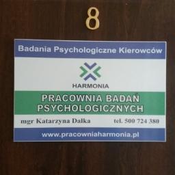 Pracownia Badań Psychologicznych Harmonia Katarzyna Dalka - Terapia uzależnień Kielce