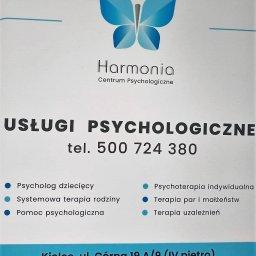 Centrum Psychologiczne Harmonia - Terapeuta Uzależnień Kielce