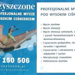 ZaCzyszczone - Mycie elewacji Tarnowo Podgórne