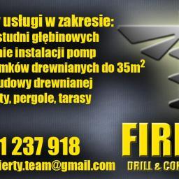 Drill Team - Wiercenie Studni Głębinowej Wrocław