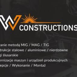 W constructions Mateusz Więcław - Hale Magazynowe Wrocław