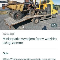 Krzak - Nawadnianie Chwaszczyno