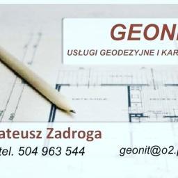 GEONIT USŁUGI GEODEZYJNE I KARTOGRAFICZNE - Geodeta Grodzisk Wielkopolski